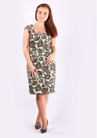 Платье женское 52-2566