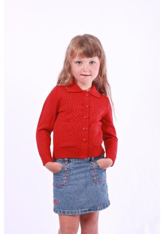 Жакет детский 41-2392
